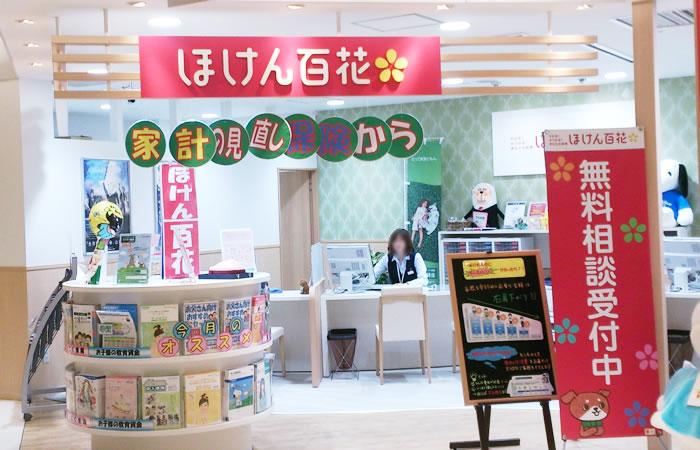 ほけん百花アトレ川崎店の店舗画像