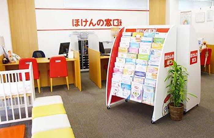 ほけんの窓口新潟駅南店の店舗画像