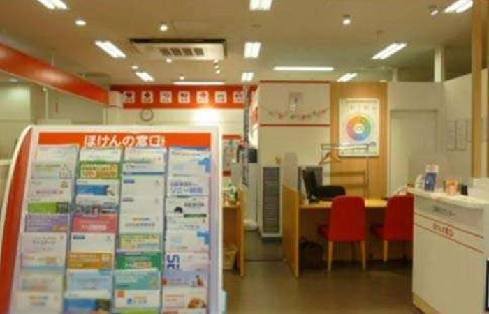 ほけんの窓口イオン古河店の店舗画像