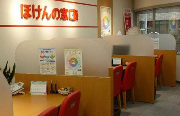ほけんの窓口高田馬場店の店舗画像