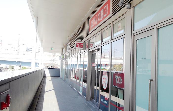 ほけんの窓口二子玉川ライズ店の店舗画像