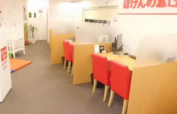 ほけんの窓口恵比寿駅前店の店舗画像
