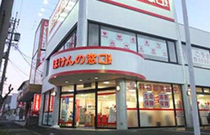 ほけんの窓口豊橋柱店の店舗画像