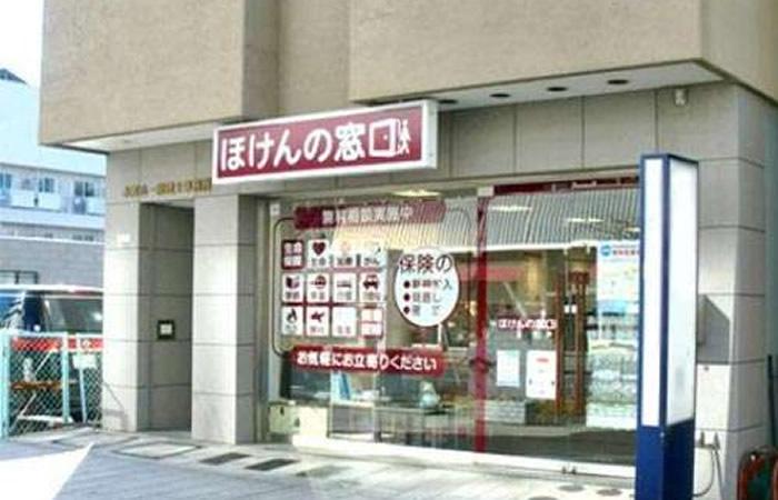 ほけんの窓口松本伊勢町通り店の店舗画像