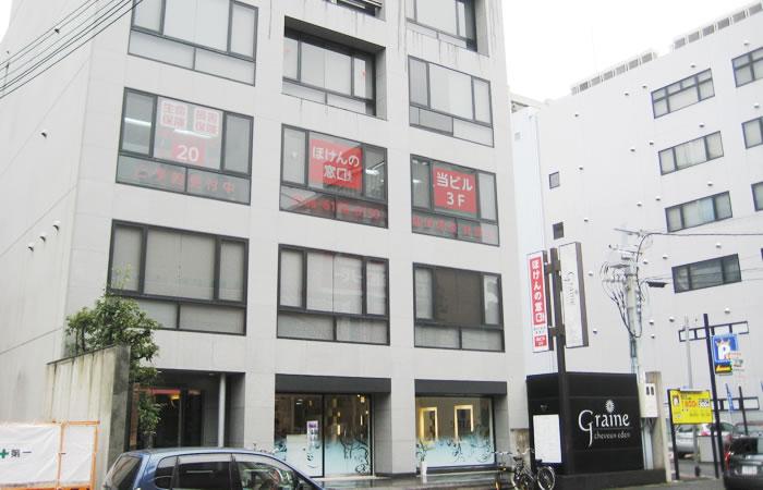 ほけんの窓口江坂店の店舗画像
