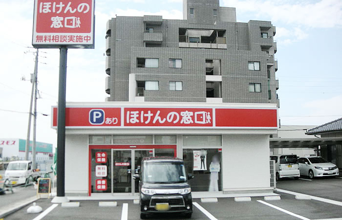 ほけんの窓口新下関店の店舗画像