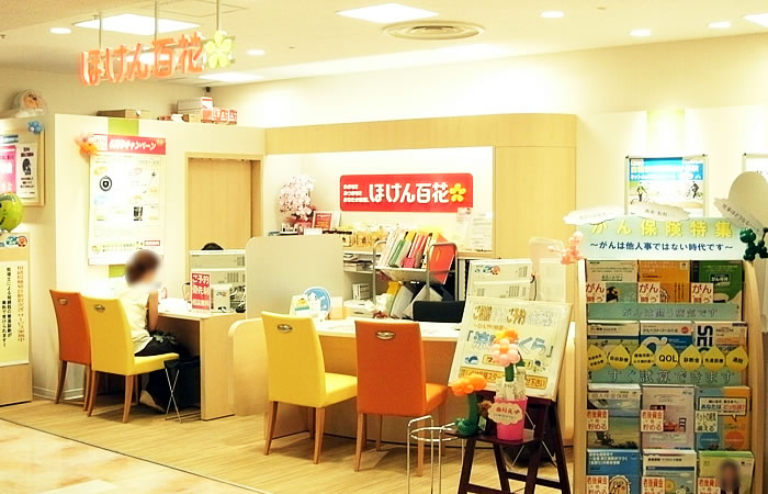 ほけん百花日吉東急店の店舗画像