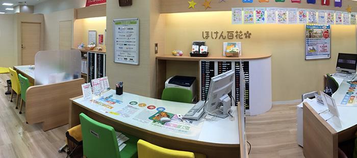 ほけん百花カリーノ江坂店の店舗画像