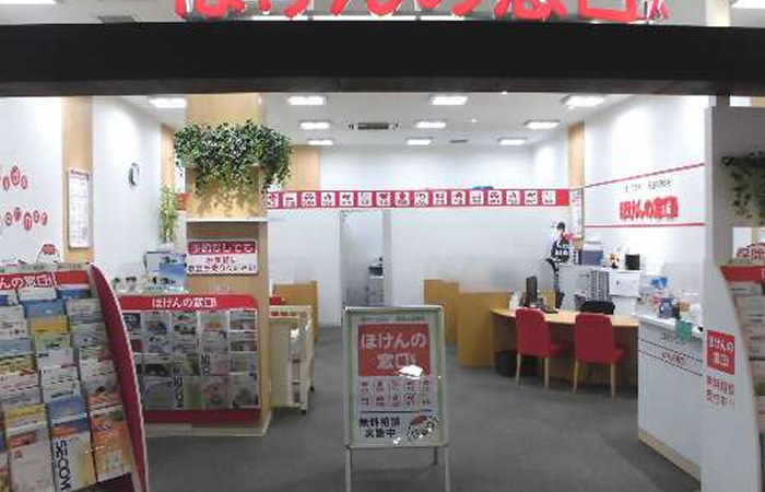 ほけんの窓口フレスポ恵み野店の店舗画像