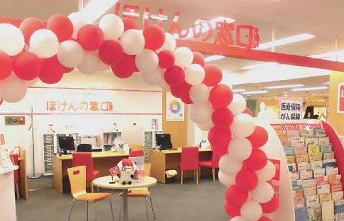 ほけんの窓口笹塚駅前店の店舗画像