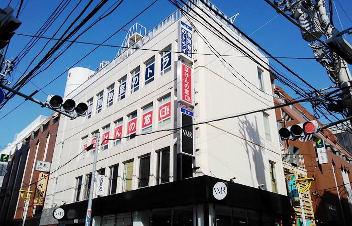 ほけんの窓口自由が丘正面口店の店舗画像