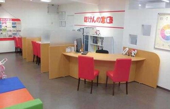 ほけんの窓口旭川永山店の店舗画像