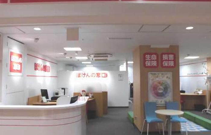 ほけんの窓口浅草エキミセ店の店舗画像