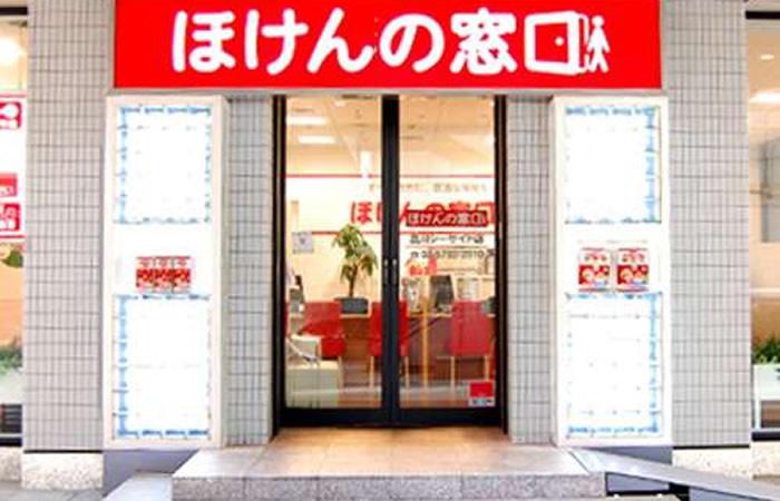 ほけんの窓口品川シーサイド店の店舗画像