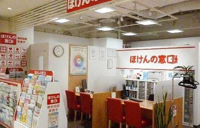ほけんの窓口ヨドバシ梅田店の店舗画像
