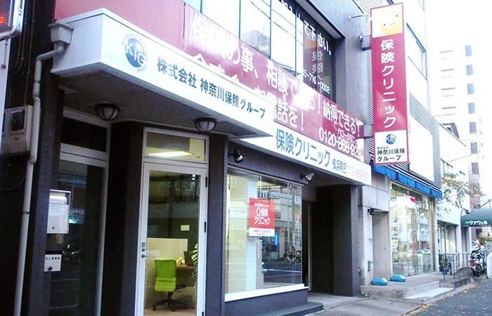 保険クリニック横浜南店の店舗画像