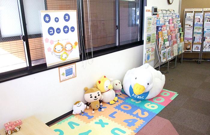 保険クリニック富山店の店舗画像