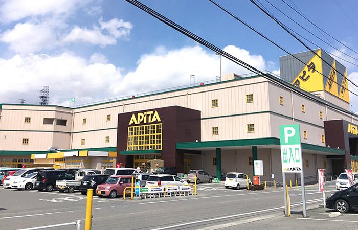 保険クリニックアピタ伊那店の店舗画像