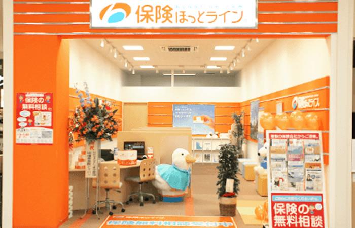保険ほっとラインバロー大津店の店舗画像