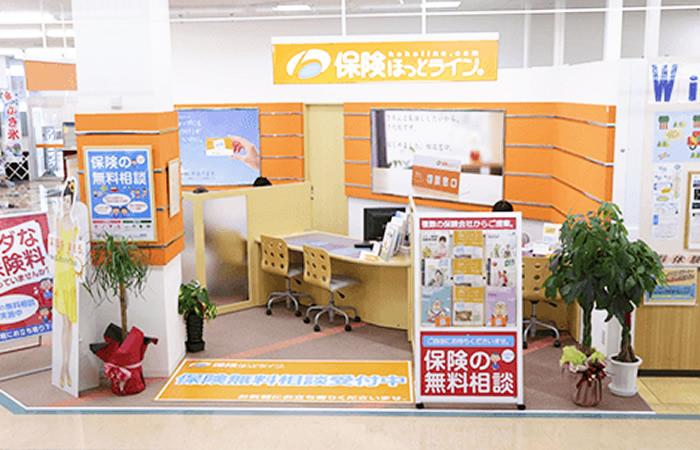 保険ほっとラインピアゴ岩倉八剱店の店舗画像