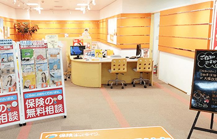 保険ほっとラインバロー多治見店の店舗画像