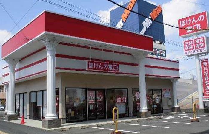 ほけんの窓口福岡橋本店の店舗画像