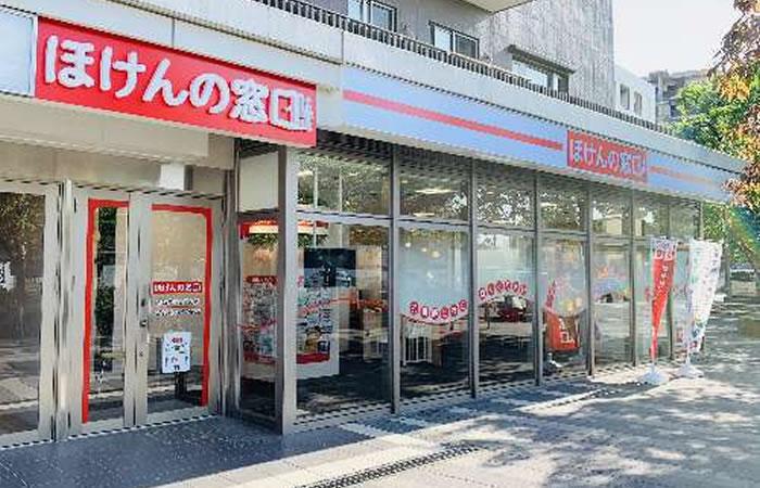 ほけんの窓口西新井西口駅前店の店舗画像