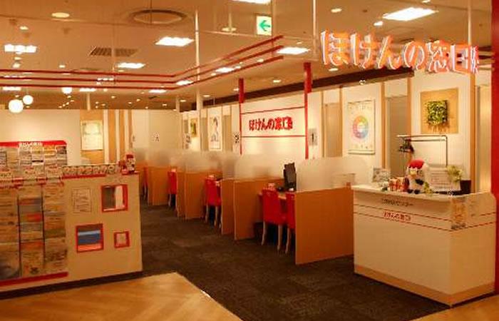 ほけんの窓口神戸マルイ店の店舗画像